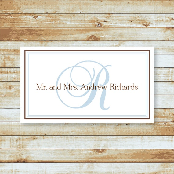 image 0 - Personalized Calling Cards