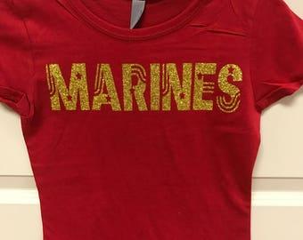 Marines Glitter