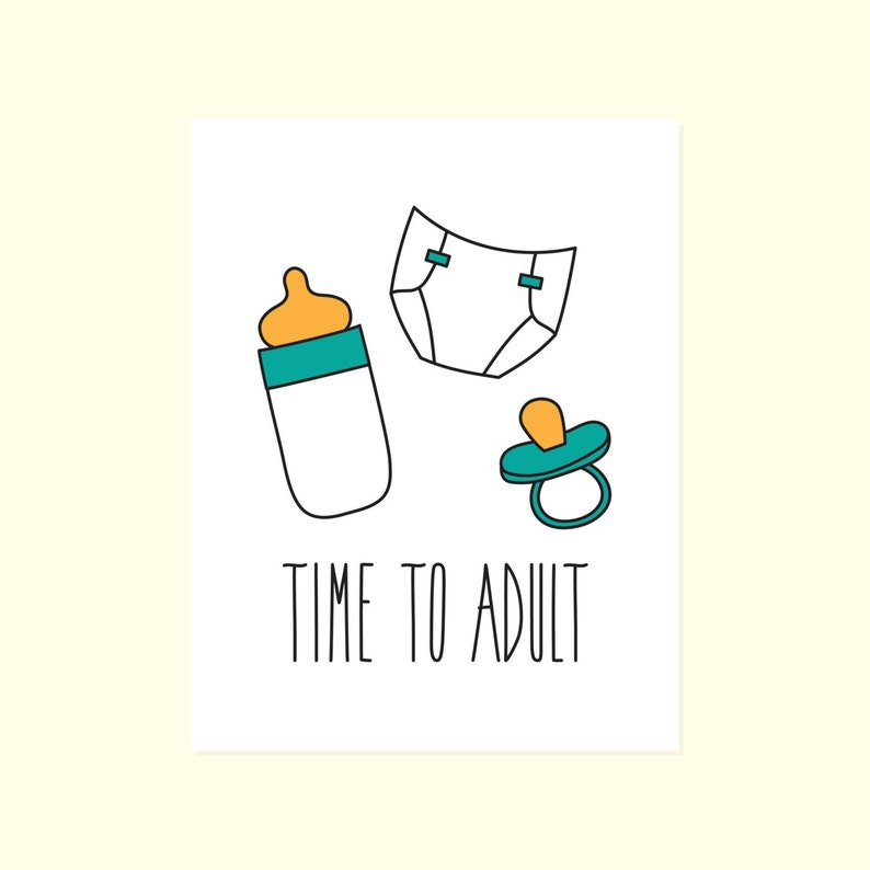NANETTE: Adult baby message