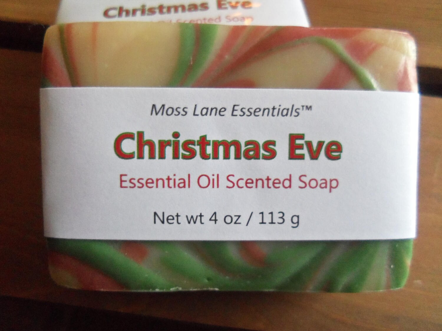 Christmas Eve--Evergreen, Orange and Spice Essential Oil Scented ...