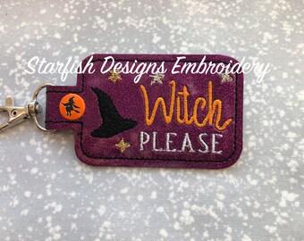 Starfish Embroidery