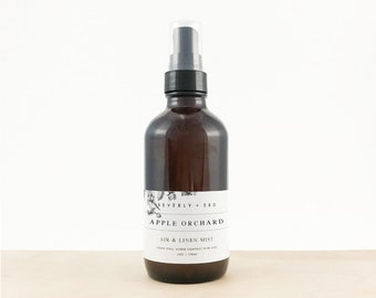 APPLE ORCHARD Air and Linen Mist   Scented Room Freshener, Home Fragrance Spray   Wholesale, Bulk Order
