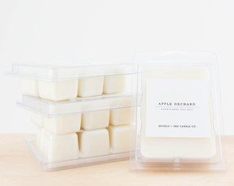 APPLE ORCHARD Soy Wax Melts   Scented Soy Tarts, Soy Candle Melt, Scented Wax Cubes   Wholesale, Bulk Order