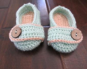 Rentier Häkeln Schuhe Booties Neugeborenes Baby 3 6 9 12 Etsy