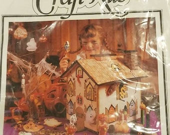 110ef77fb BHG Craft Kids #601005 Haunted House Kit