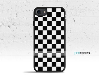 brand new 4a3b2 0498b Checkered Phone Case Cover for LG G7 Thinq | Etsy
