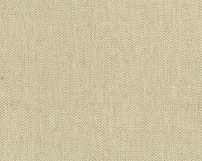 Marcus Primo Heathers Soft Yarn Dyed Flannel Tan Cream Fabric  J336-0142 BTY