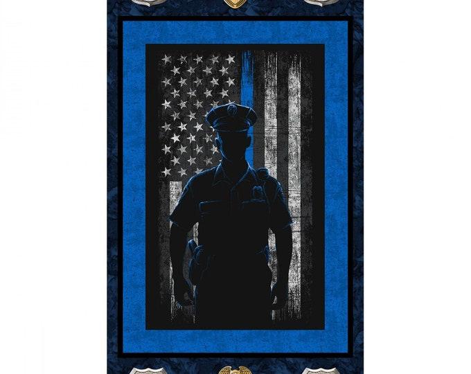 "Sykel Enterprises U.S. Police Panel - 24x44"" Panel"