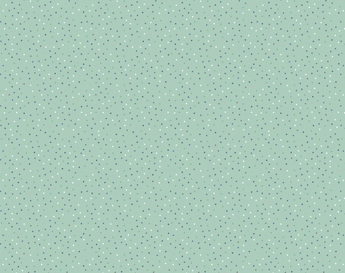 Poppie Cotton Sea Glass Mint CC20185 Categories: Country Confetti, Fabric 100% COTTON BTY