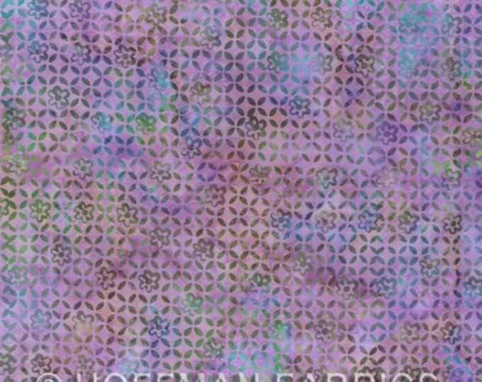 Hoffman  Batik Fabric Batik Lilly K2466-352 Bali   BTY