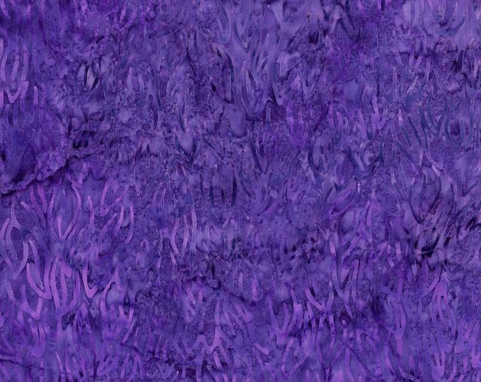 RJR Malam Jinny Beyer Batik Fabric Purple Violet Merlot Swirl 3285-004 BTY