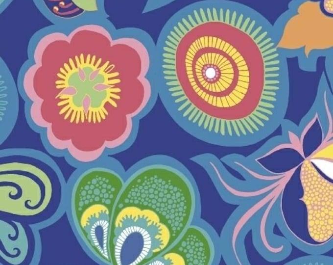 Windham Fabric  Spring Bloom by Amanda Caronia of Bella Caronia 40375-1 BTY