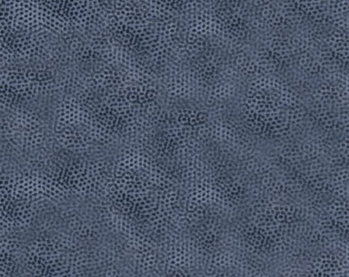 Andover Dimples Gail Kessler Basic Textured Blender Cool Gray Grey Charcoal 1867-C1 BTY