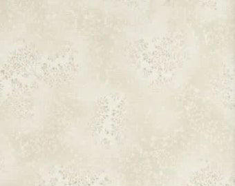 Kaufman Fusions 7 Egg Shell White Cream Off White Fabric BTY 5573-7