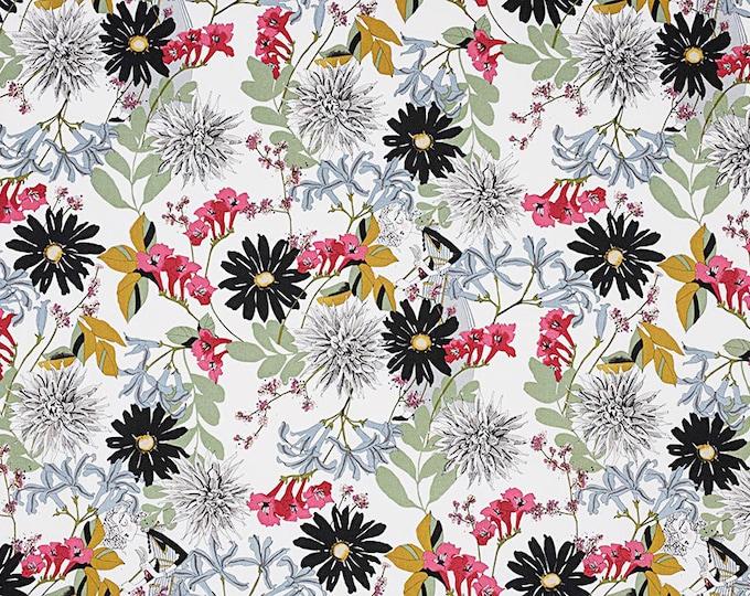 Alexander Henry The Ghastlies A Ghastlie Snip 8717-A Floral Fabric BTY