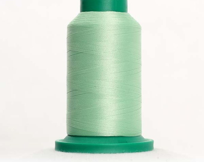 ISACORD Polyester Embroidery Thread Color 5770 Spanish Moss 1000m