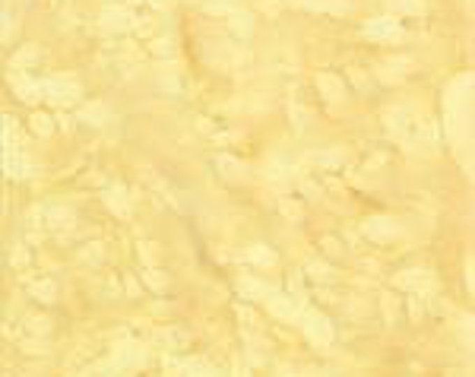 Batik Textiles Fabric Beige and tan blend 0601 BTY
