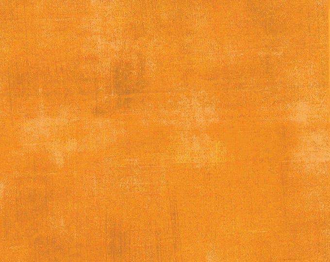 Moda Grunge Basics YELLOW GOLD Modern Mottled Background Fabric 30150-260 BTY