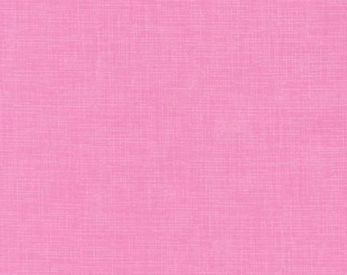 Kaufman Quilters Linen Pink Blush 100% Cotton Textured Fabric 9864-10 BTY