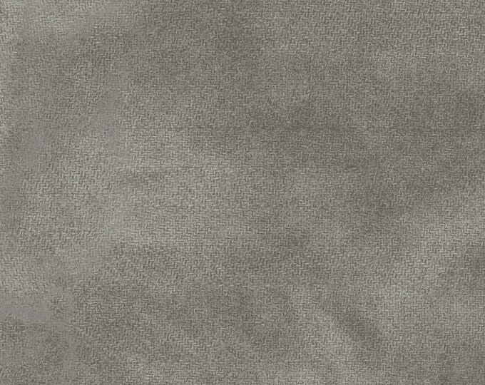 Maywood WOOLIES Color Wash Flannel Fabric Gray Pewter Grey 9200-K2 BTHY