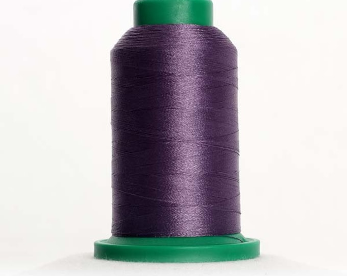 ISACORD Polyester Embroidery Thread Color 2864 Columbine 1000m