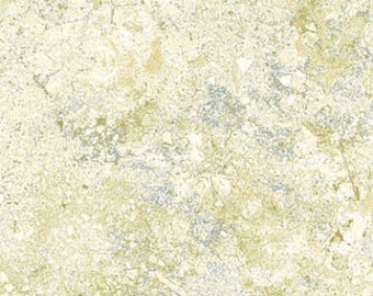 Northcott Stonehedge Cream Gold Silver Grey Gray Mottled Granite Marble Basic Fabric 3954-30 BTY