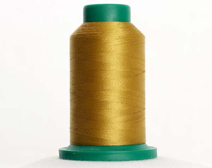 ISACORD Polyester Embroidery Thread Color 0546 Ginger 1000m