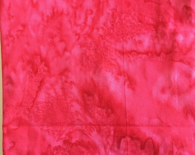 Batik Textiles Fabric 4608 Red BTY