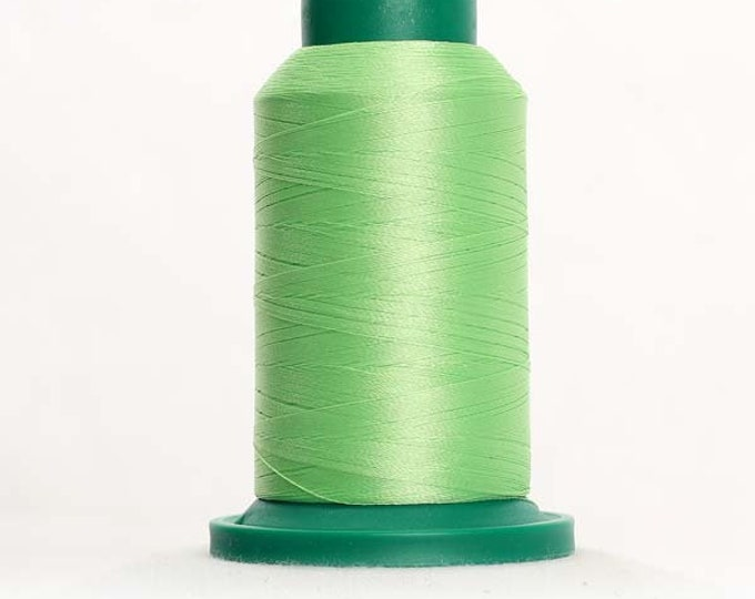 ISACORD Polyester Embroidery Thread Color 5740 Mint 1000m