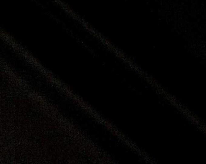 Robert Kaufman Kona Cotton Solid BLACK 1919 Fabric BTY