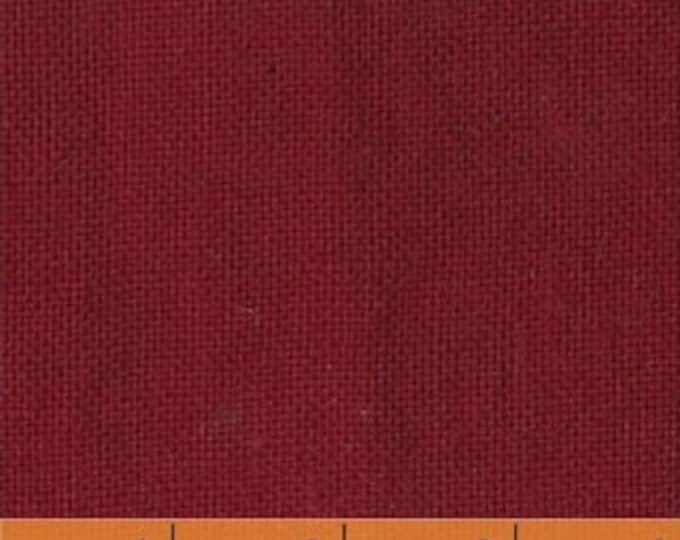 Windham Palette Marcia Derse Tonal Solid MARS Red Modern Fabric 37098-63 BTHY