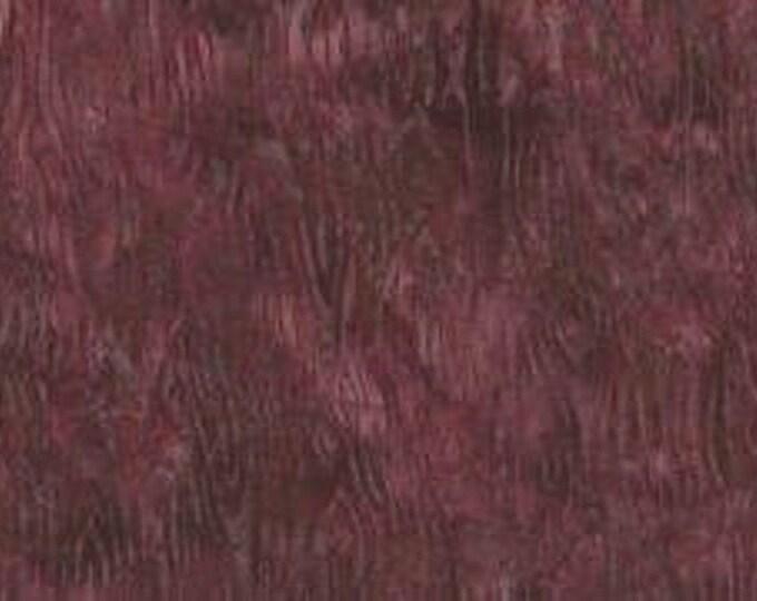 Hoffman Bali Batik Burgund Batiks BPN-003-38 Fabric BTY