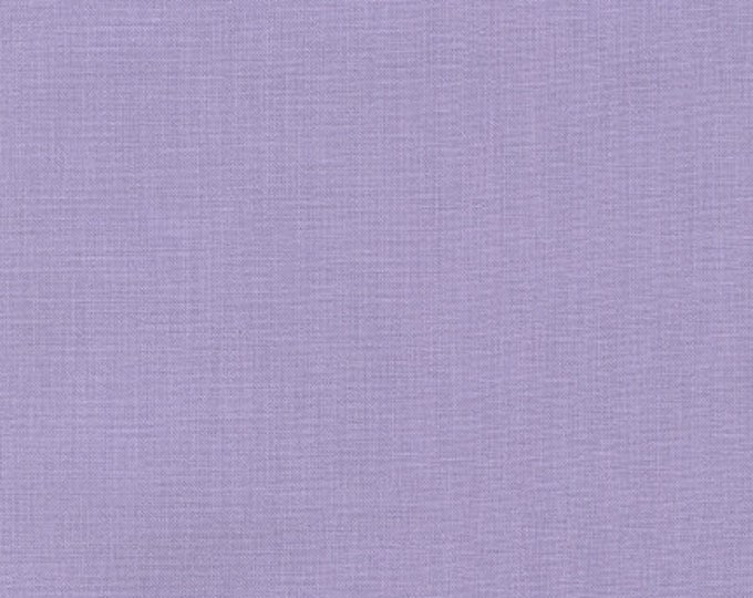 Robert Kaufman Kona Cotton Solids LILAC 1191 Light Purple Lavender Fabric BTY