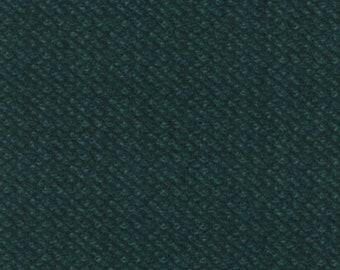 Maywood Woolies Blue Green Teal Nubby Tweed FLANNEL Fabric 18505-BG BTY