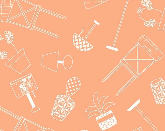 Maywood Fabric MAS9393-O Make Yourself at Home Designers: Kim Christopherson, KimberBell Home Furnishings BTY