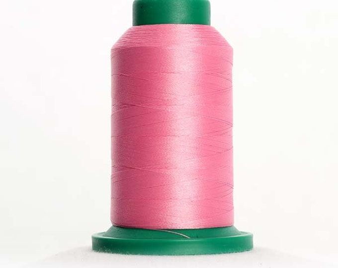 ISACORD Polyester Embroidery Thread Color 2550 Soft Pink 1000m