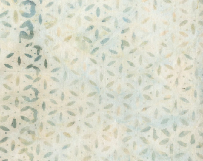 Anthology Art Inspired Batik Van Gogh Landscapes Mist Beige Grey Gray Fabric 229Q-1 BTY