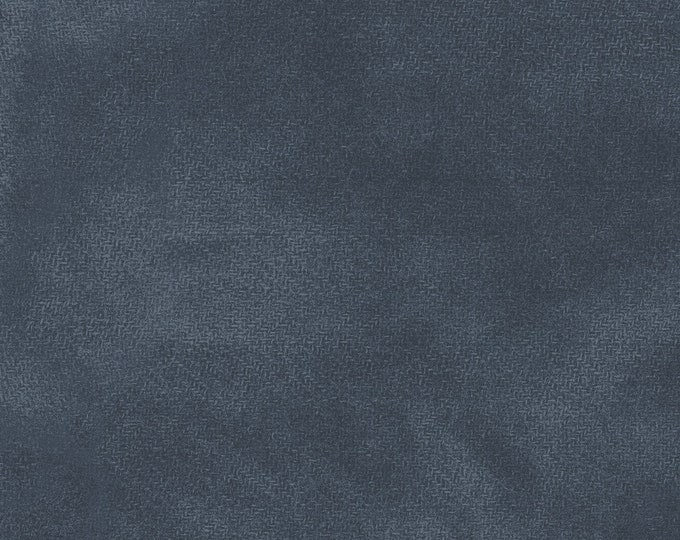 Maywood WOOLIES Color Wash Flannel Fabric Blue 9200-B BTHY