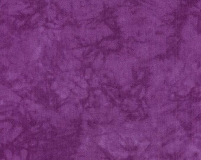 RJR Handspray Mottled Plum Purple Violet Tonal Fabric 4758-096 BTY