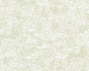 Robert Kaufman Carolyn Friedlander Green Wall in Garden 16608-238 Fabric BTY