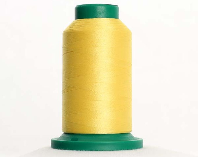 ISACORD Polyester Embroidery Thread Color 0230 Easter Dress 1000m