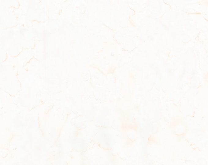 RJR Blossom Batik Geodes Fabric Milky Quartz White Cream Beige Tallow Bone 2930-033 BTY