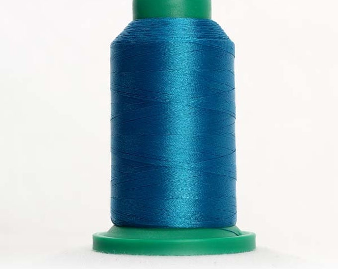 ISACORD Polyester Embroidery Thread Color  4116 Dark Teal Teal 1000m