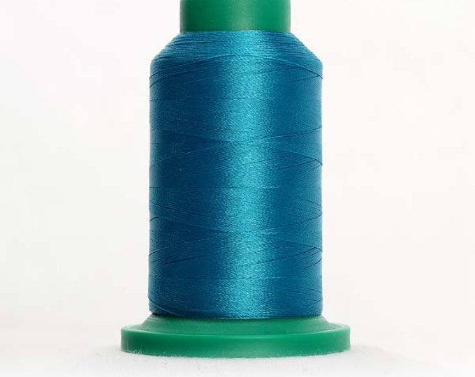 ISACORD Polyester Embroidery Thread Color 4531 Caribbean 1000m
