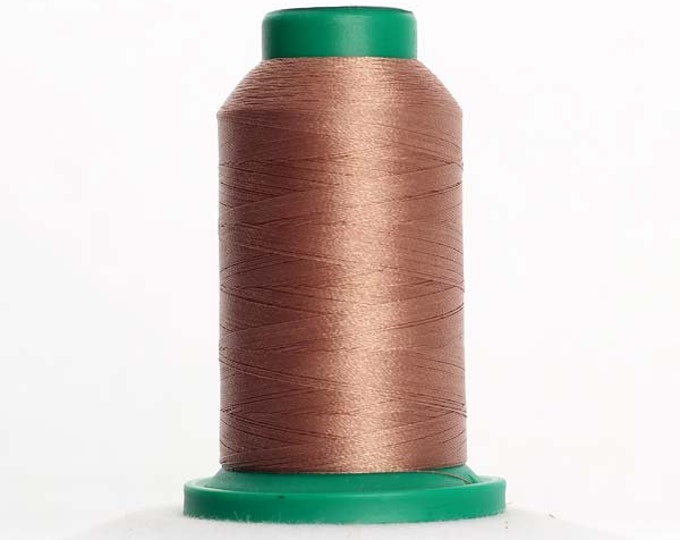 ISACORD Polyester Embroidery Thread Color 1061 Taupe 1000m
