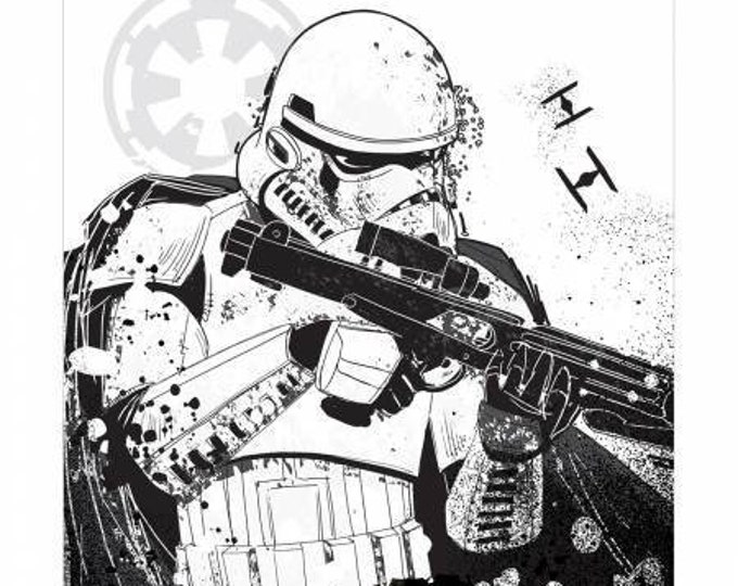 Star Wars Storm Troopers 73010325 Panel