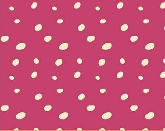 Windham Butterfly Dance Pink Magenta Spotty Dot Spot Fabric 50238-2 BTY