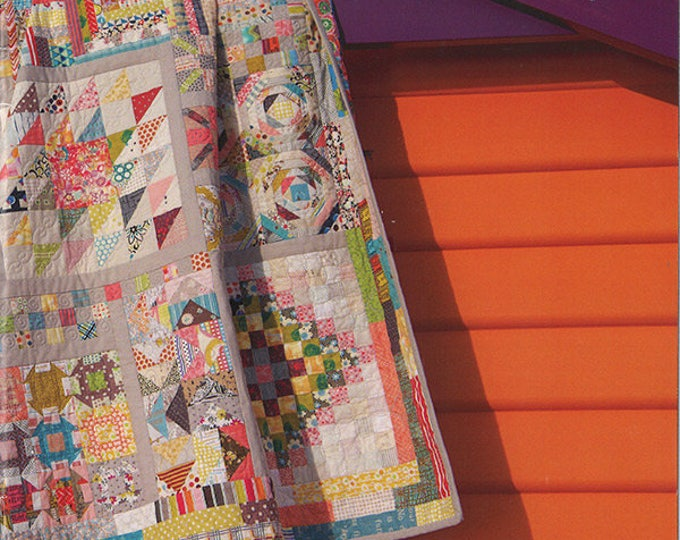 Long Time Gone By Jen Kingwell Modern Quilt Patterns Projects Blocks