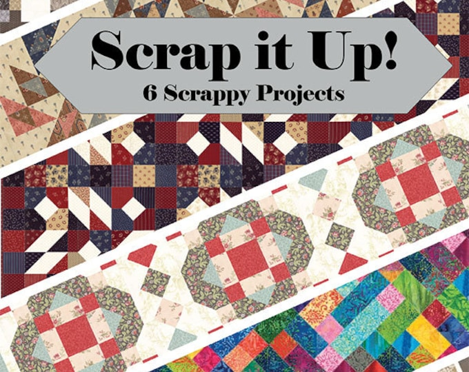 Scrap it Up Doug Leko Projects  Antler Design Pattern Book