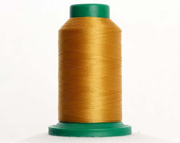 ISACORD Polyester Embroidery Thread Color 0721 Antique 1000m